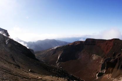 4. Tongrario Alpine Crossing