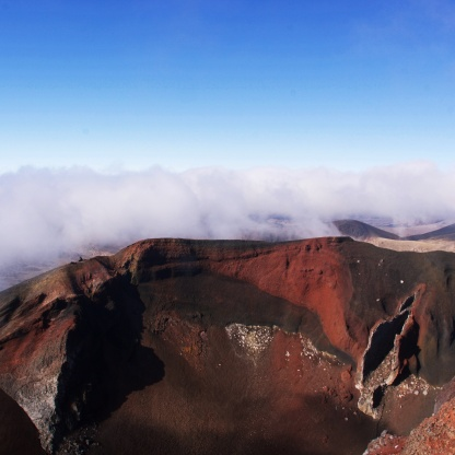5. Tongariro Alpine Crossing
