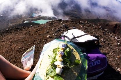 6. Tongariro Alpine Crossing