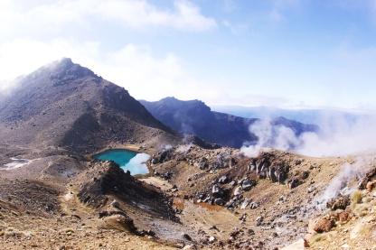 7. Tongariro Alpine Crossing