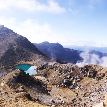7. Tongariro Alpine Crossing